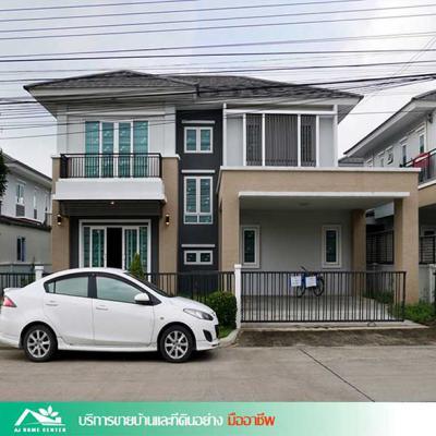 บ้านเดี่ยว 5300000 นนทบุรี บางบัวทอง พิมลราช