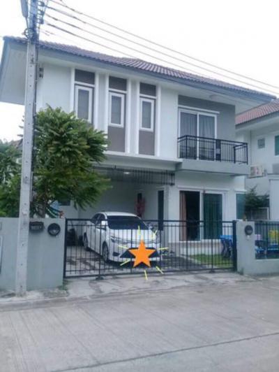 บ้านแฝดสองชั้น 3890000 นนทบุรี ปากเกร็ด บางพลับ