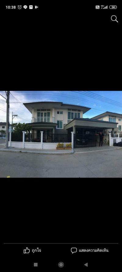 บ้านเดี่ยว 3900000 นนทบุรี บางบัวทอง พิมลราช